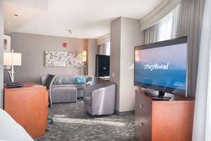Room - Courtyard by Marriott Hotel Downtown Silver Spring
