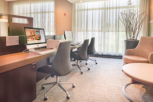 Conference Area - Courtyard by Marriott Hotel Downtown Silver Spring