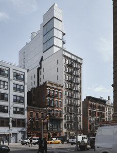 Exterior view - Sister City Hotel SoHo New York