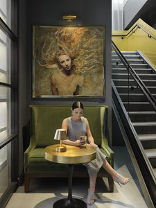 Lobby - Angad Arts Hotel St Louis