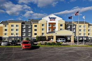 Exterior view - Fairfield Inn & Suites by Marriott Wilkes-Barre