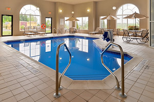 Pool - Holiday Inn Express Hotel & Suites St Marys