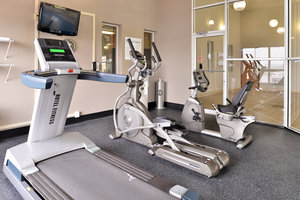 Fitness/ Exercise Room - Holiday Inn Express Hotel & Suites St Marys