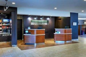 Lobby - Courtyard by Marriott Hotel Eden Prairie