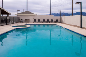 Pool - Holiday Inn Express Hotel & Suites Sierra Vista