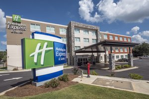 Exterior view - Holiday Inn Express Hotel & Suites Commerce