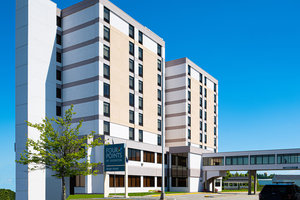 Exterior view - Four Points by Sheraton Hotel Airport Bangor