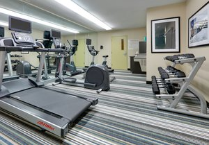 Fitness/ Exercise Room - Candlewood Suites Salina