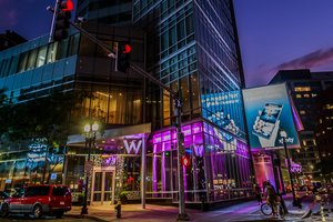 Exterior view - W Hotel Boston
