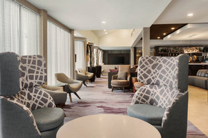 Lobby - Courtyard by Marriott Hotel Willow Grove