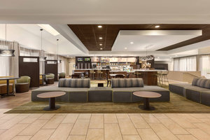 Lobby - Courtyard by Marriott Hotel Fort Myers