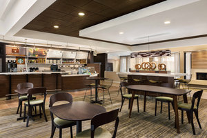 Restaurant - Courtyard by Marriott Hotel Fort Myers
