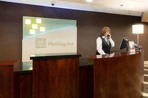 Lobby - Holiday Inn St Louis Airport Earth City