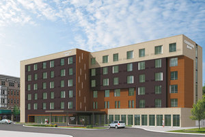 Exterior view - Courtyard by Marriott Hotel North Brunswick