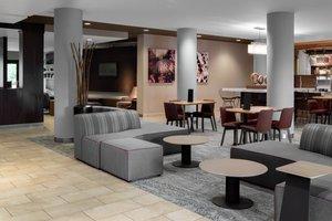 Lobby - Courtyard by Marriott Hotel Raleigh North
