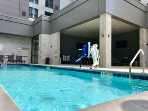Pool - Holiday Inn Hotel & Suites Downtown Nashville