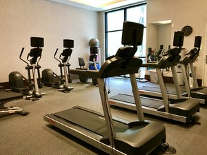 Fitness/ Exercise Room - Holiday Inn Hotel & Suites Downtown Nashville