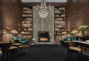 Lobby - Rosewood Hotel Washington DC