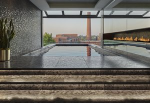 Pool - Rosewood Hotel Washington DC