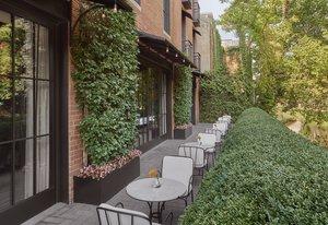 Restaurant - Rosewood Hotel Washington DC
