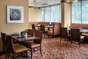 Restaurant - Marriott Hotel Saddle Brook