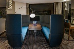 Restaurant - Crowne Plaza Hotel Seattle