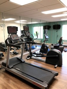 Fitness/ Exercise Room - Holiday Inn Express Hotel & Suites Kings Mountain
