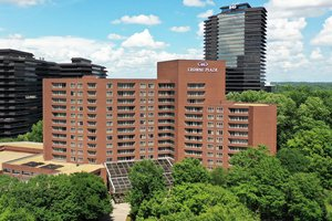 Exterior view - Crowne Plaza Ravinia Hotel Atlanta