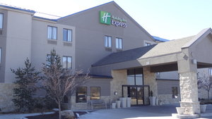 Exterior view - Holiday Inn Express Bonner Springs