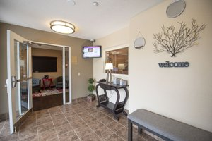 Lobby - Candlewood Suites Warrenville