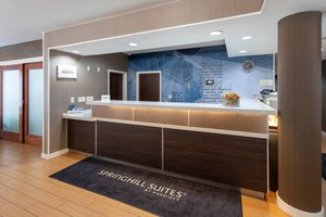Lobby - SpringHill Suites by Marriott Rochester