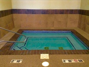 Pool - Holiday Inn Express Hotel & Suites Winner