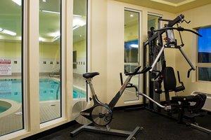 Fitness/ Exercise Room - Holiday Inn Hotel & Suites Lloydminster