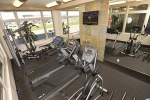 Fitness/ Exercise Room - Holiday Inn Hotel & Suites Edmonton