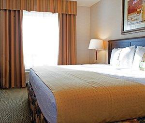 Room - Holiday Inn Hotel & Suites Edmonton