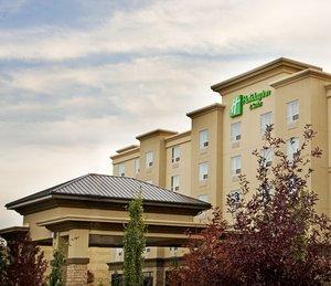 Exterior view - Holiday Inn Hotel & Suites Edmonton