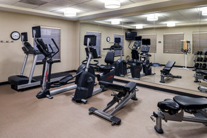 Fitness/ Exercise Room - Staybridge Suites City Center Indianapolis