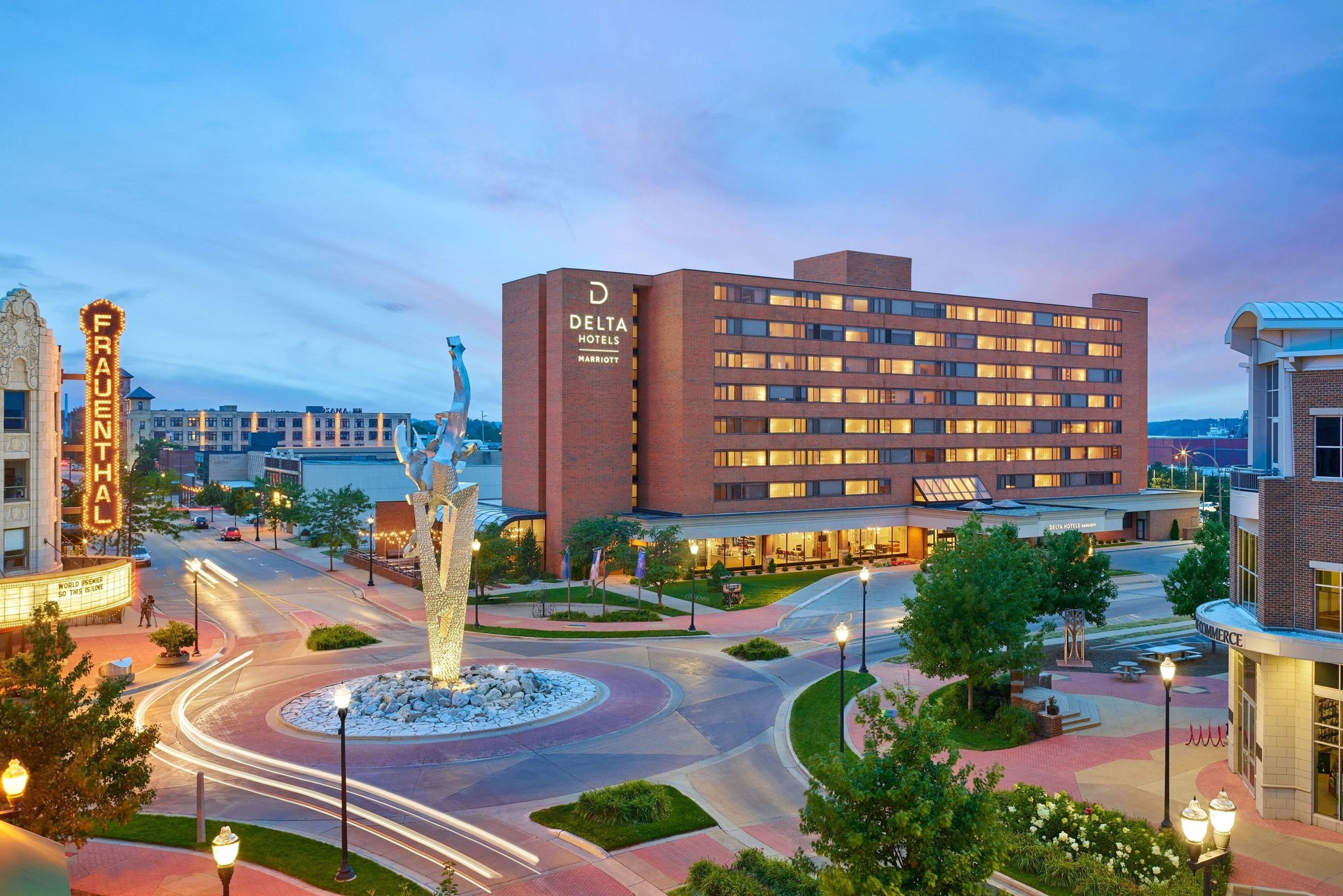 Delta Hotels Muskegon Convention Ce