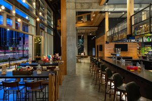 Restaurant - Moxy Hotel by Marriott Downtown Minneapolis