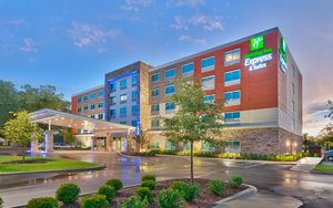 Exterior view - Holiday Inn Express Hotel & Suites Southwest Gainesville