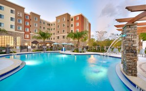 Pool - Holiday Inn Express Hotel & Suites Southwest Gainesville