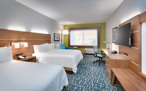 Suite - Holiday Inn Express Hotel & Suites Southwest Gainesville