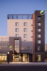 Exterior view - Element Hotel Downtown East Denver