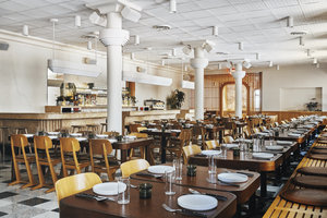 Restaurant - Sister City Hotel SoHo New York