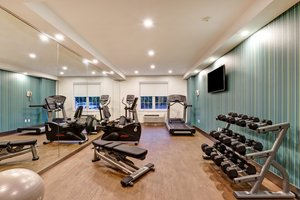 Fitness/ Exercise Room - Holiday Inn Express Whitby