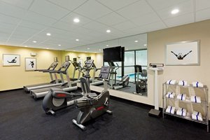 Fitness/ Exercise Room - Holiday Inn Express Hotel & Suites Batavia