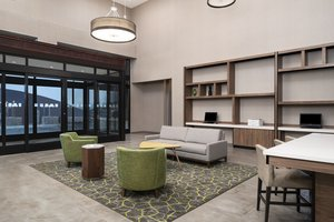 Lobby - Holiday Inn Odessa