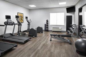Fitness/ Exercise Room - Holiday Inn Odessa