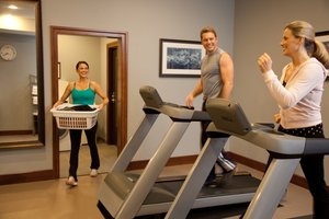 Fitness/ Exercise Room - Staybridge Suites Worthington Columbus