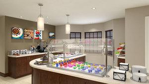 Restaurant - Staybridge Suites Worthington Columbus